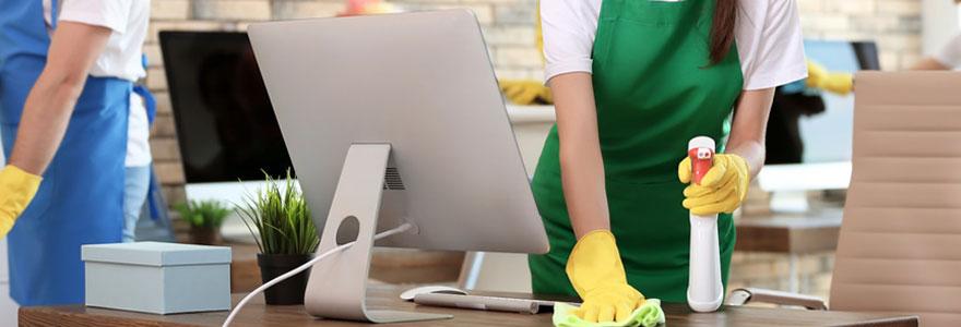 Services de nettoyage pour les professionnels à Paris dans divers secteurs