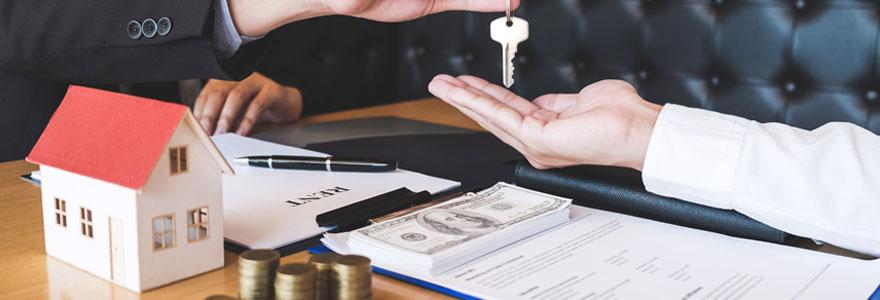 passer par une agence immobilière pour vendre son bien