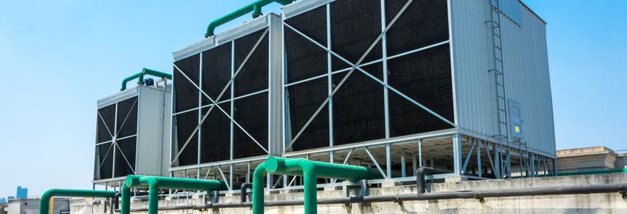 Spécialiste de la production et du traitement de l'air