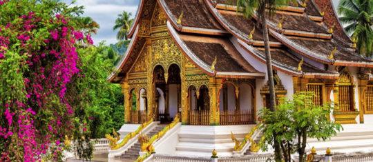 Se rendre au Laos
