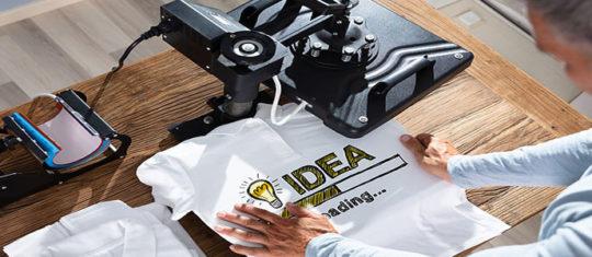 Personnaliser des t-shirts