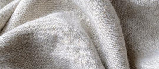 Les tissu en lin