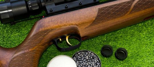 Carabine de précision