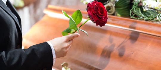 organisation d'obsèques