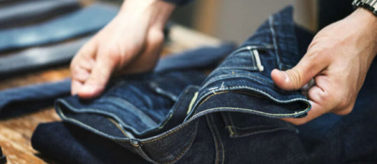 Jean made in France